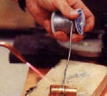 Soldering With Brown's Gas